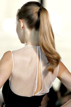 Hair Styles  Perfect Ponytail Discovred By Byrdie Beauty