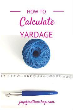 HOW TO: Calculate ya