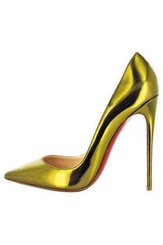 Fall and Winter Heels: Christian Louboutin So Kate Pump