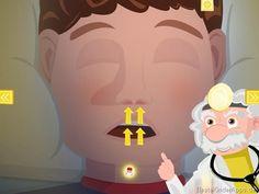 Doktor Lilliput Entdeckungsreise menschlicher Koerper Kinderbuch App (9)