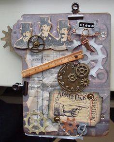 Vintage Creative Art: Fragment Grunge Album Inhoud