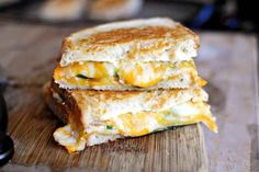 Jalapeño Popper Grilled Cheese | 31 Grilled Cheeses That Are Better Than A Boyfriend