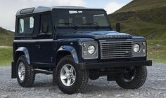 The@Landrover Defender(initially called the Land Rover NinetyandLand Rover One Ten) is aBritishfour-wheel-driveoff-roadutility vehicle developed from the original#landrover Serieslaunched in 1948. In October 2013 Land Rover announced that production would end in December 2015 (I am #heartbroken ) after a continuous run of 67 years. Production finally ended on 29 January 2016 when the last Defender H166 HUE rolled off the production line. The @landrover #defender as a child was a golden…