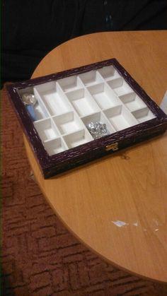 Pudełko na biżuterię