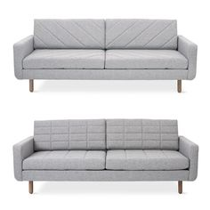 New from Gus*: Switch Sofa With Reversible Cushions