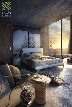 Where and how you wake up can change the whole tone of your day. When your bedroom is a reflection of your own inner calmness and style, it can make all the dif