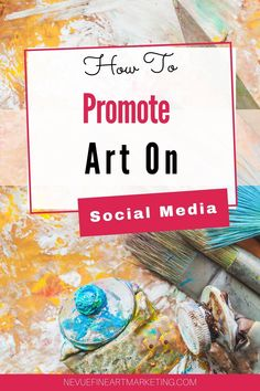 Are you trying to find different ways to build your art business? In this post, you will discover traditional art marketing best strategies for brand awareness. Selling Art Online, Online Art, Social Media Art, Instagram Marketing Tips, Art Market, Facebook Marketing, Media Marketing, Sell Your Art, Traditional Art