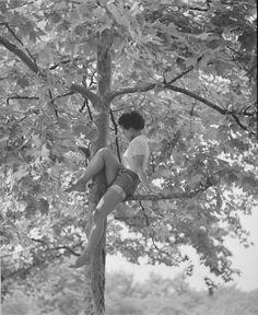 Eartha Kitt, photo by Gordon Parks.