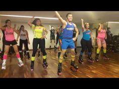 Coreografia; Kangoo MX; La Mordidita; Kangoo Coreo Brasil - YouTube