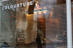 colourtube,  Showroom, Shop and Office for Scenographie and Interior Design, Hamburg