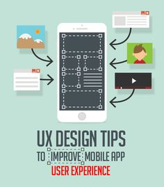 UX Design Tips To Improve Mobile App User Experience Graphic Design Company, Ux Design, Navigation Design, Any App, Mobile Ui Design, App Development Companies, Positive And Negative, Digital Trends, User Experience