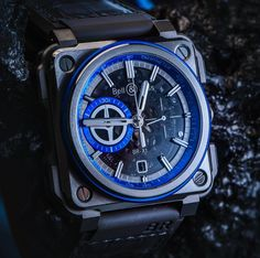 BR-X1 HYPERSTELLAR: the new version of our Hypersonic Chronograph.