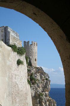 Tremiti Islands, Province of Foggia , Puglia region Italy San Nicola