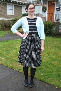 Librarian for Life & Style  |  Abstract polka dots