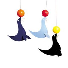Happy Sealions Mobile, 24€, now featured on Fab.