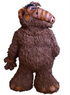Alf cake. I want this cake for my birthday!!!