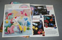 Hasbro 1982-1995 Toy Fair Retailers Catalog Scans & Images - Transformers News - TFW2005