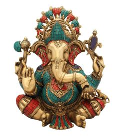 Buy Hindu God Statue, Murti and Idols Online Ganesh Statue, Ganesh Temple, Elephant Home Decor, Ganesh Idol, Lord Ganesha Paintings, Shree Ganesh, Brass Statues, Ganpati Bappa, Elephant Head