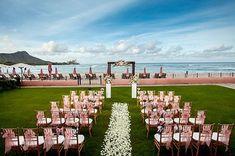 Hawaii Resorts group offers promoting hotel wedding and events. Wedding Venues Beach, Wedding Spot, Destination Wedding Locations, Wedding Reception Locations, Hotel Wedding, Wedding Ideas, Wedding Ceremony, Dream Wedding, Ceremony Arch