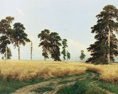 Ivan Shishkin – a Russian landscape painter of the second half of 19th century