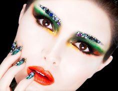 Make-up artist: Karla Powell