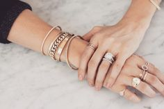 Pretty little Jewelries❥ #aninebing #aninebingjewelry by aninebing http://ift.tt/1PWRERl