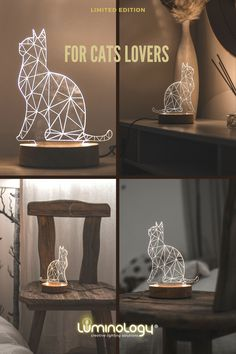 Table lamps and led night lights for gift and decoration Bedside Lighting, Bedside Table Lamps, Bedroom Lamps, Bedroom Lighting, Home Lighting, Modern Lighting, Lighting Design, Industrial Lighting, Bedroom Bed