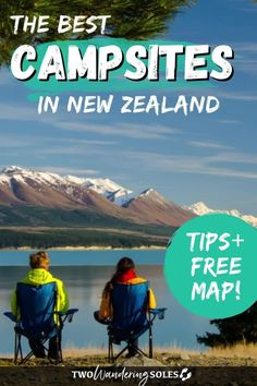 In this article, we go over the different types of campgrounds in NZ – you'll definitely want to know the differences. Plus, we're sharing a list of some of the best New Zealand campsites so you can see which ones fit into your itinerary. We even have a free map to show you where in the country each site is located. Private Campgrounds, Abel Tasman National Park, Things To Do Nearby, New Zealand Holidays, New Zealand Travel Guide, Bay Of Islands, Visit New Zealand, Free Maps, Campsite