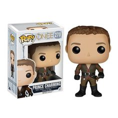 Once Upon a Time Prince Charming Pop! Vinyl Figure