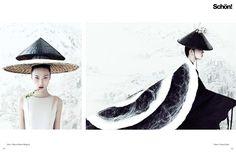 Über Fashion Marketing: Harmony - Schön Magazine