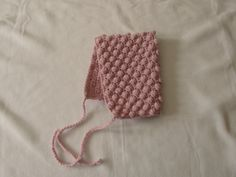 VERY EASY crochet bobble stitch pixie hat tutorial - all sizes