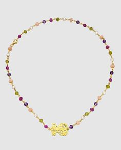Collar de mujer Sugar Tous Trendy Fashion Jewelry, Baubles And Beads, Special Gifts, Jewerly, Collars, Swarovski, Beaded Necklace, Pandora, Jewelry Design