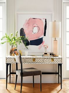 Home Office Designs - Home offices are now a norm to modern homes. Here are some brilliant home office design ideas to help you get started. Home Office Space, Home Office Design, Home Office Decor, House Design, Small Office, Office Ideas, Office Designs, Office Furniture, Desk Ideas