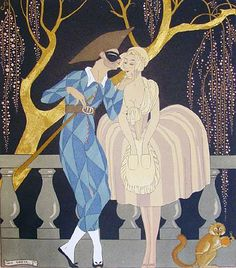KathleenCrowleyCouture: Inspiration: Georges Barbier
