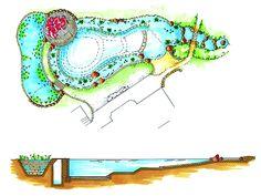 Schwimmteich Typ Sport  Manzke Landschaftsplanung
