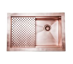 Buy Redsmith Copper Kitchen Sink Online | CopperSmith