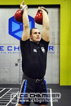 The beastliest kettlebell athlete: Ivan Denisov