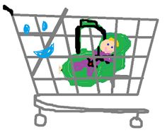 Car seats and shopping carts - how to keep your baby safe