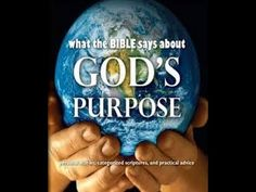 God's Purpose with Creation, Israel and Messiah