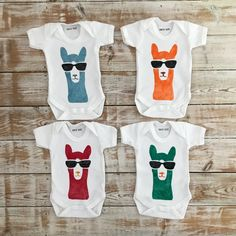 No drama llama! Toddler Gifts, Baby Gifts, Personalised Cushions, Pregnancy Gifts, Gifts For New Parents, Fabric Gifts, Girl Shower, Organic Baby, Personalized Baby