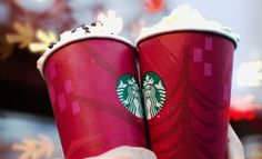 Hurry!  Get this Groupon for a $10 Starbucks gift card for just $5!