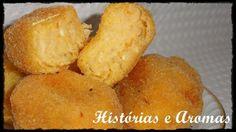 Receitas - Bolinhas de Pescada - Petiscos.com