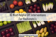 Dr. Izabella Wentz |  10 Most Helpful DIY Interventions for Hashimoto's :: Gluten-free, Selenium methionine, Paleo, sugar-free, B12, no grains, dairy-free, Omega-3, vitamin D3, low GI