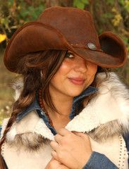 ms.boss cowgirl hat