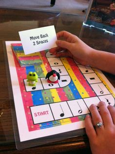a great set of free printable music games
