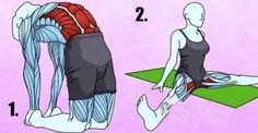 Sciatica Stretches, Sciatic Pain, Sciatic Nerve, Daily Stretches, Hip Pain, Low Back Pain, Static Stretching, Butterfly Stretch, Psoas Muscle