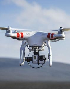 NASA and Verizon are working on technology which will monitor commercial and civilian drones in the U.S.