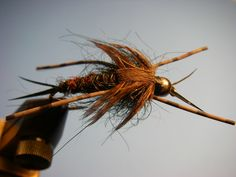 Top 5 Steelhead Flies - Stonefly PatternTrout Retriever | Current Works Guide Service
