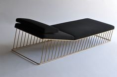 Wired Italic Chaise (Indoor) - Phase Design | Reza Feiz Designer