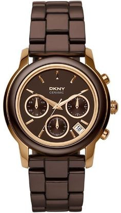 DKNY; sometimes you just need a classic brown